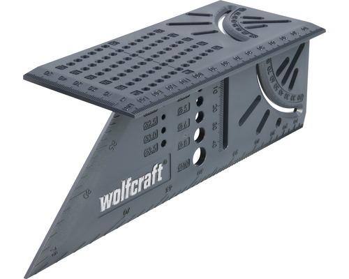 3D-Gehrungswinkel Wolfcraft L 66 mm