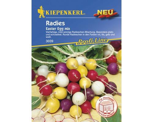 Mélange de graines de radis Kiepenkerl «Easter Egg Mix»