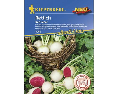 Graines de radis Kiepenkerl «Red Meat»
