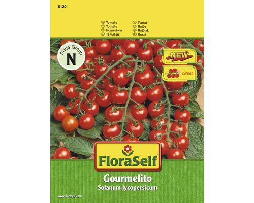 Graines de tomate FloraSelf «Gourmelito»