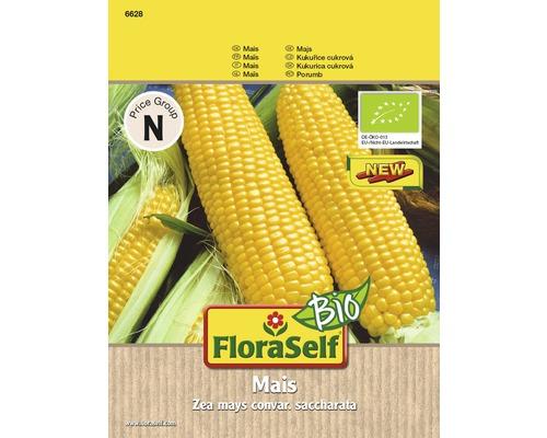 Graines de maïs doux FloraSelfBio «Golden Bantam»