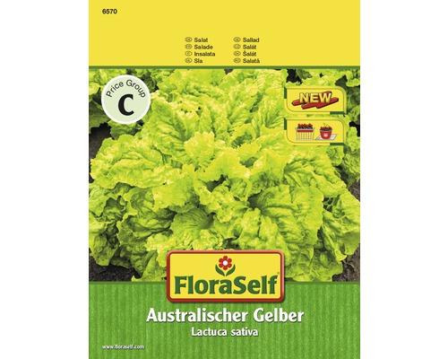 Graines de salade à couper FloraSelf «Australischer Gelber»