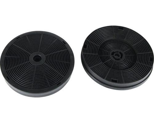 2 filtres à charbon Amica KF 17193