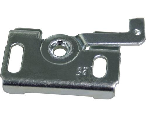 Barre de serrage en métal 16 & 25 mm MXPC coloris aluminium
