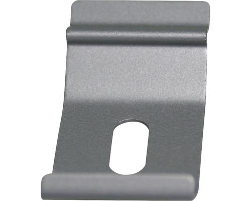 Clip pour plafonds en aluminium 89 & 127mm gris