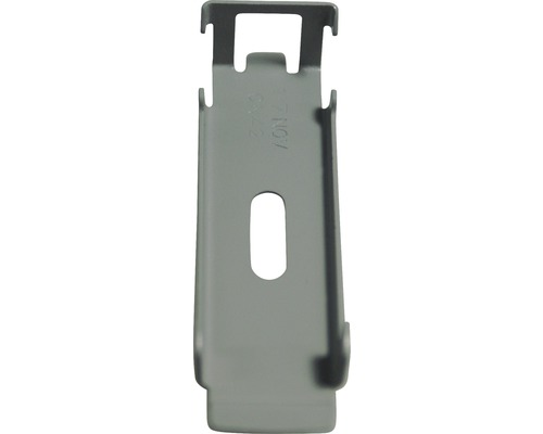 Support pour profilé de montage en aluminium GN7V coloris aluminium