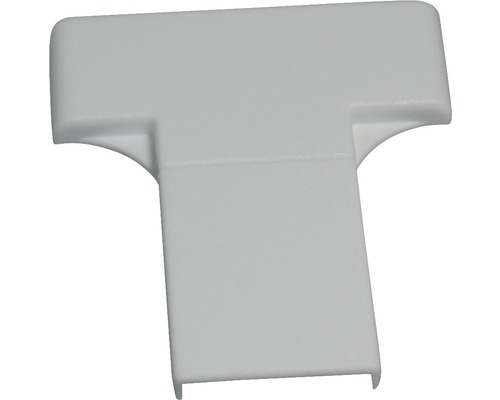 Couvercle pour support universel en plastique blanc