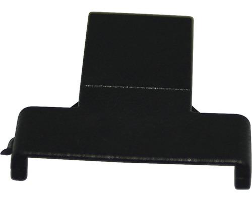 Couvercle pour support universel en plastique noir