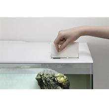 Aquarium Fluval Flex 123 l avec éclairage LED, filtre, support en mousse sans meuble bas, blanc-thumb-6