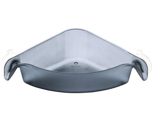 Utensilo d'angle koziol BOKS transparent grey