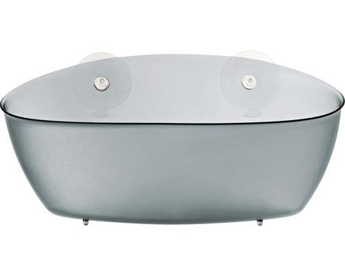 Utensilo koziol SPLASH transparent grey