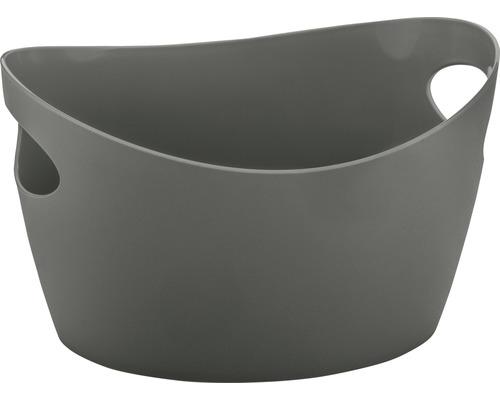 Utensilo koziol 450ml BOTTICHELLI XS deep grey