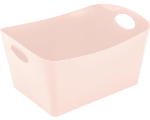 Boîte de rangement koziol 15l BOXXX L queen pink