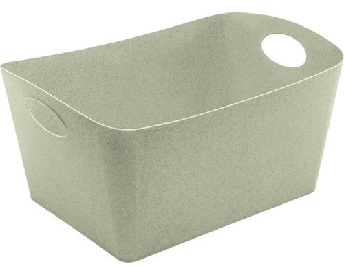 Boîte de rangement koziol 15l BOXXX L organic green