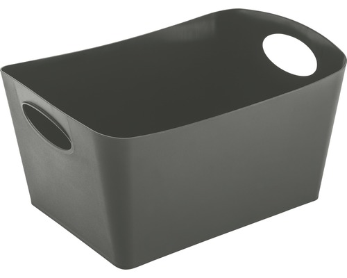 Boîte de rangement koziol 3,5l BOXXX M deep grey
