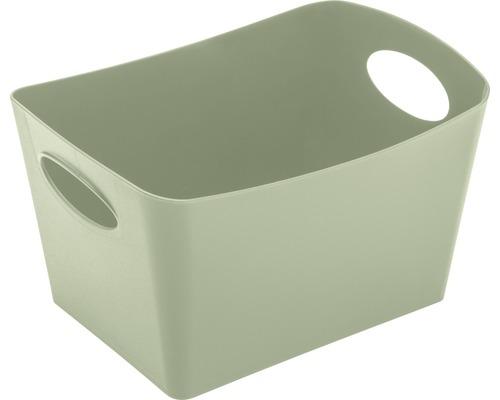 Boîte de rangement koziol 1l BOXXX S eucalyptus green