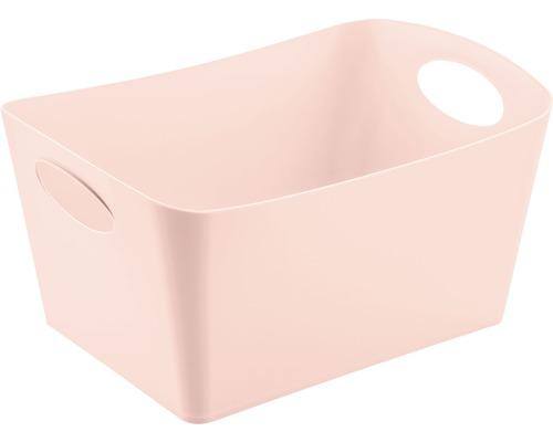Boîte de rangement koziol 1l BOXXX S queen pink