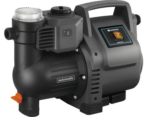 Distributeur d''eau à usage domestique GARDENA 3500/4 avec protection contre les intempéries