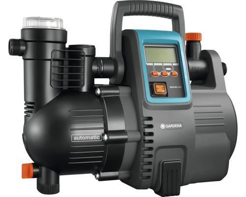 Hauswasserautomat GARDENA 5000/5 LCD mit Wetterschutz - HORNBACH ...