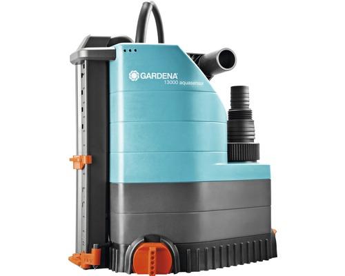 Pompe submersible pour eaux claires GARDENA 13000
