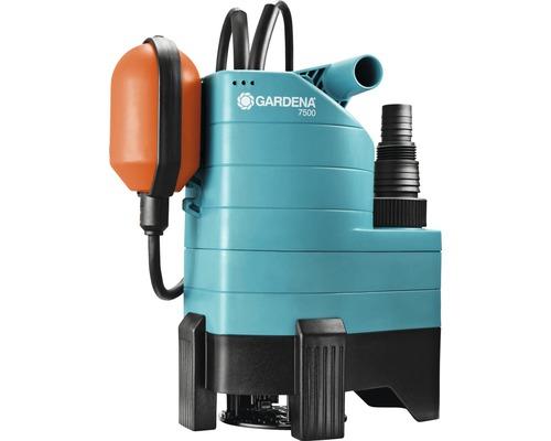 Pompe submersible pour eaux usées GARDENA 7500