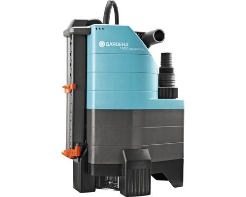 Pompe submersible pour eaux usées GARDENA 13000
