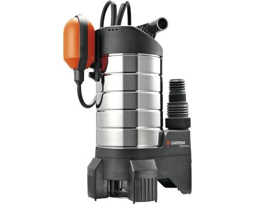 Pompe submersible pour eaux usées GARDENA 20000