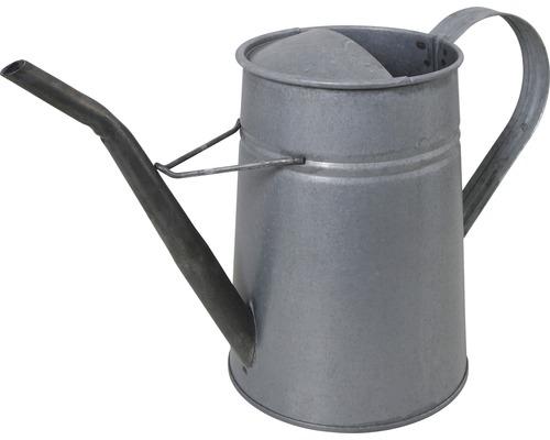 Arrosoir en zinc 3L vieux zinc