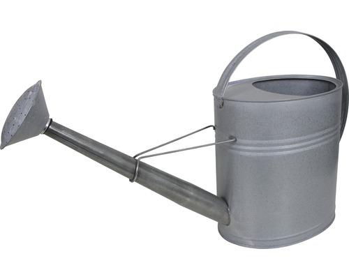 Arrosoir en zinc 10L vieux zinc-0