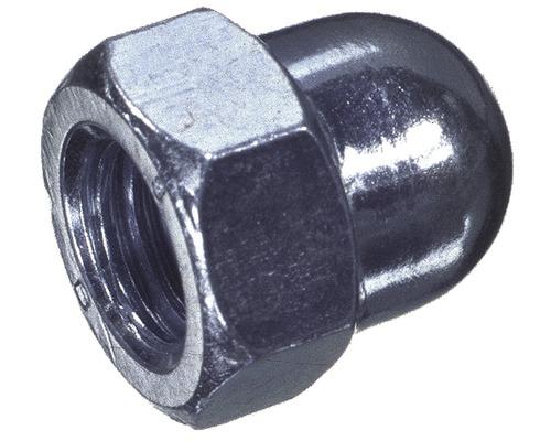Écrous borgnes DIN 1587, M4 acier inoxydable A2, 25 unités