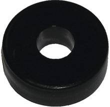 Rondelle d'écartement pour plaque minéralogique noir 100 unités-thumb-0
