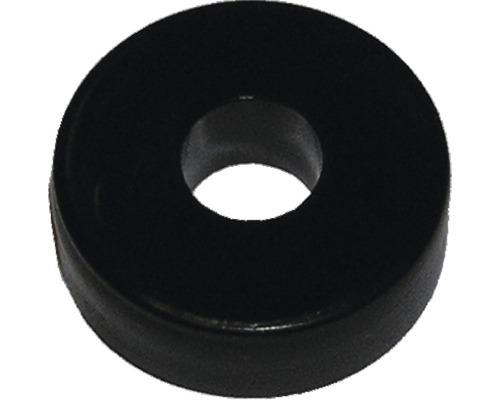Abstandscheibe f.Nummernschild schwarz, 100 Stück