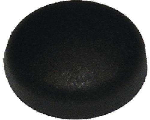 Cache-vis pour plaque minéralogique noir 100 pièces-0