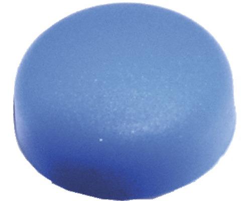Cache-vis pour plaque minéralogique bleu 100 pièces