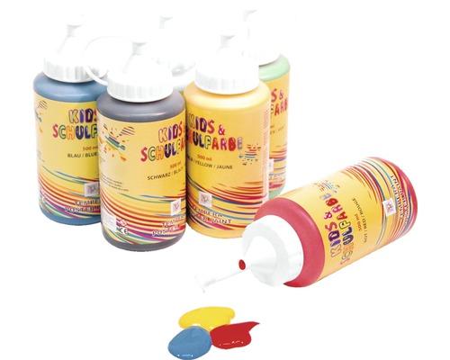 Peinture pour enfants Tempera blanc 500 ml