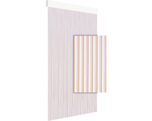 Rideau de porte Art. 91 blanc 100x230 cm
