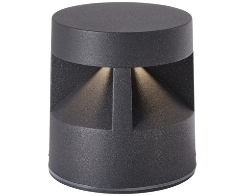 Lampadaire LED Winslow 8,5W 700lm anthracite