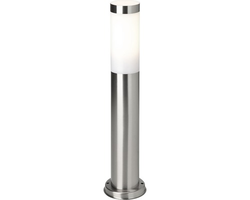 Borne extétrieure LED Dody 10W E27 acier inoxydable