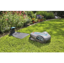 Tondeuse robot GARDENA smart SILENO life 1000 avec passerelle - compatible avec SMART HOME by HORNBACH-thumb-2