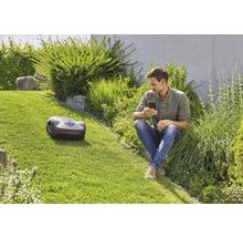 Tondeuse robot GARDENA smart SILENO life 1000 avec passerelle - compatible avec SMART HOME by HORNBACH-thumb-4