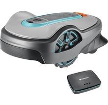 Tondeuse robot GARDENA smart SILENO life 1000 avec passerelle - compatible avec SMART HOME by HORNBACH-thumb-0