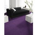 Teppichboden Velours Verona Farbe 188 violett 400 cm breit (Meterware)