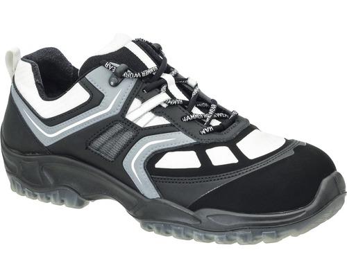 Chaussures basses de sécurité S3 de Hammer Workwear blanches pointure 38