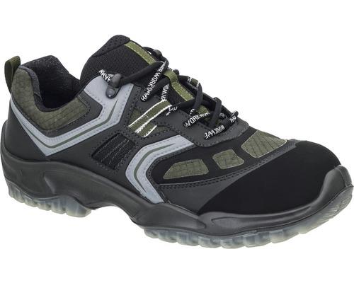 Chaussures basses de sécurité S3 de Hammer Workwear olive pointure 38