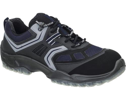 Chaussures basses de sécurité S3 de Hammer Workwear bleues pointure 38