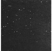 Carrelage de sol, composite de quartz, noir, 60x60 cm-thumb-0