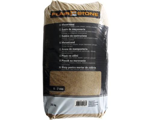 Flairstone Mauersand 0-2 mm 25 kg