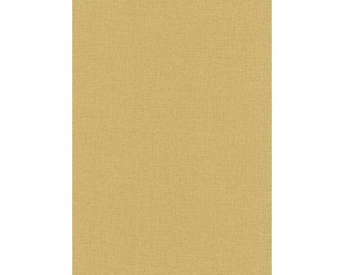 Papier peint intissé 541403 Hacienda Uni jaune