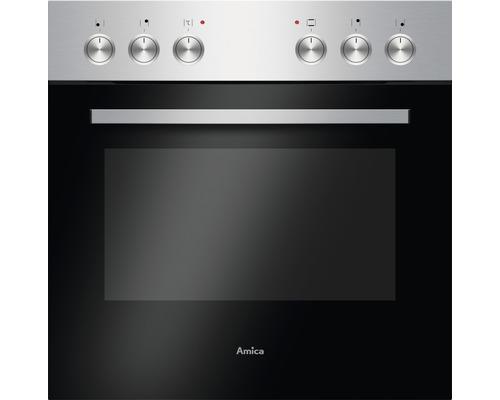Ensemble cuisinière Amica EHC 209 022 EE, volume utile 65l