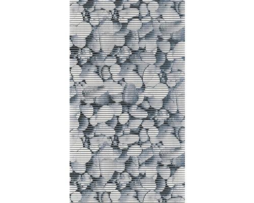 Tapis antidérapant Stones en mousse souple 65x180cm
